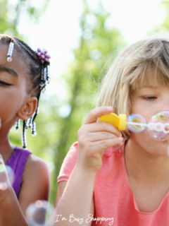 If you are looking for a trusted list of quality and fun bubble blowing toys for kids, I'm here to help! Blowing bubbles is a fun pastime for kids of all ages.
