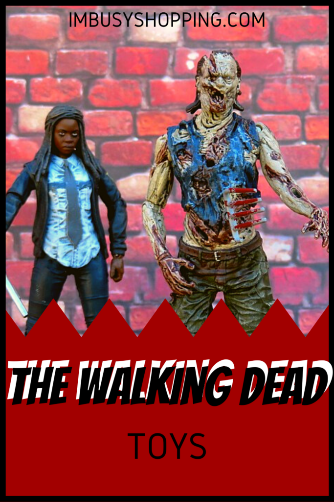 Pin showing the best walking dead toys.