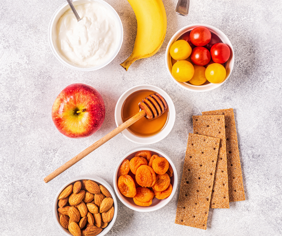 healthy snacks at family dollar