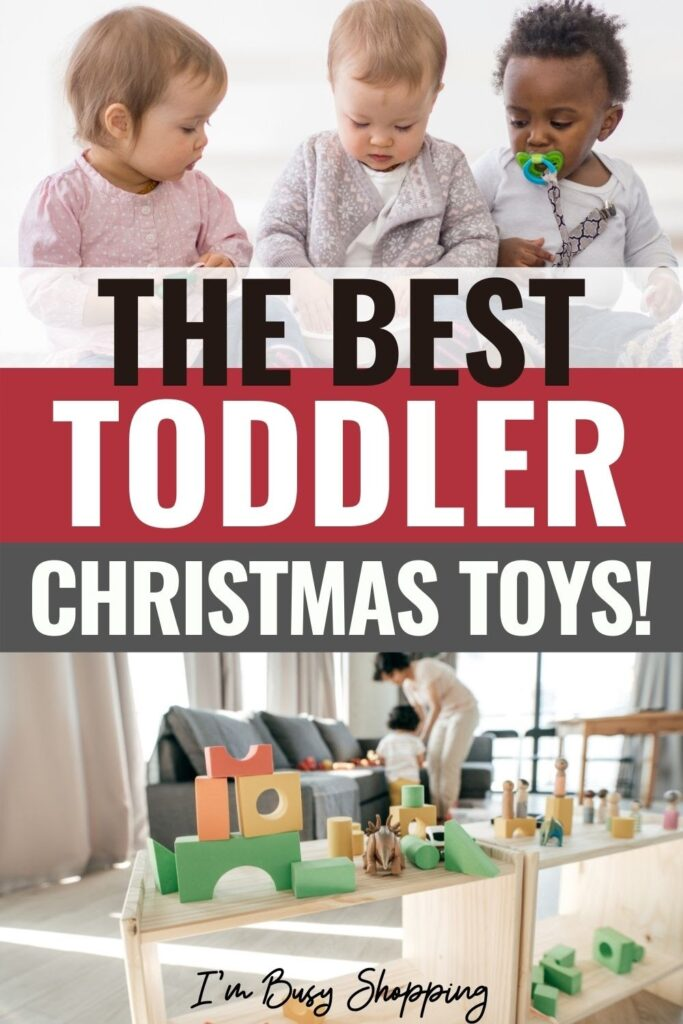 toddler toys for christmas