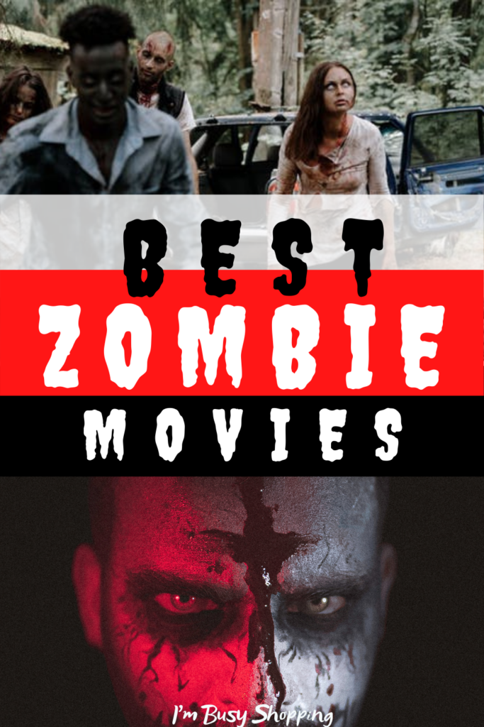 A zombie movie fan? Want some movie recommendations? Here are some of the best zombie movies to watch at home alone or with your friends and family!