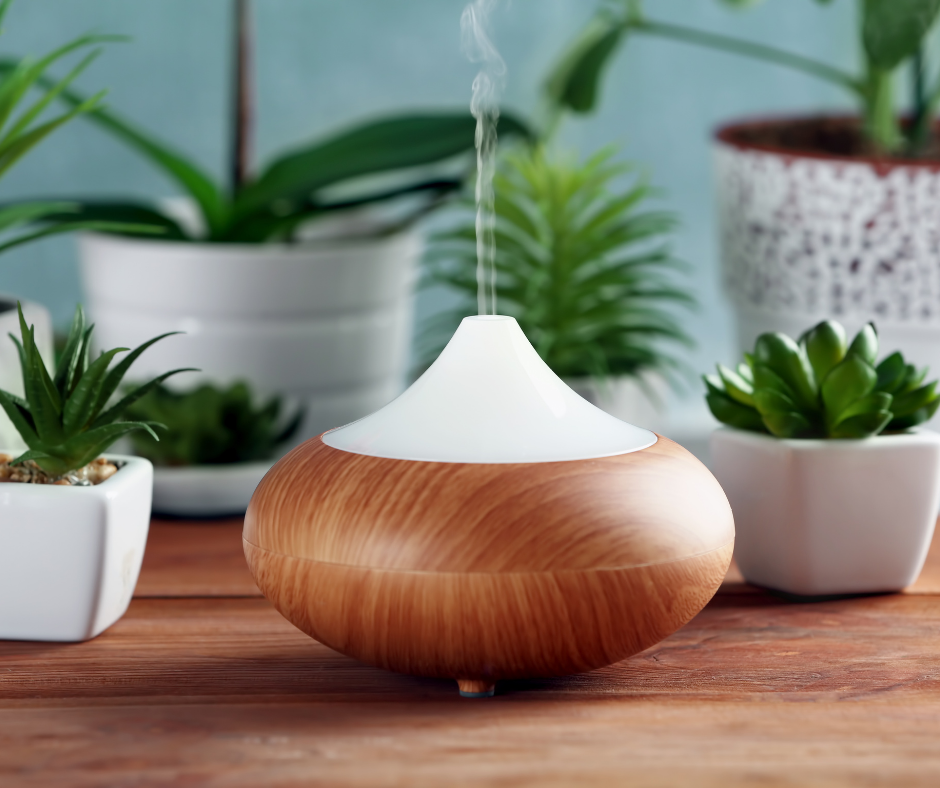 what is an essential oil diffuser