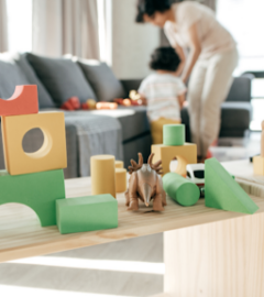 Toddler Toys for Christmas Featured Image