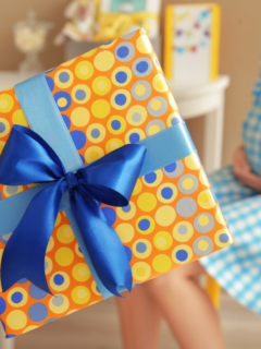DIY gifts for a baby shower