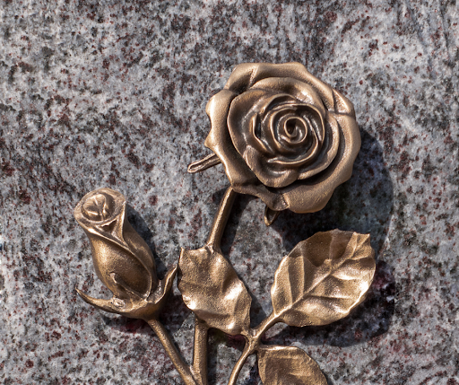 Bronze Grave Markers Featured Image